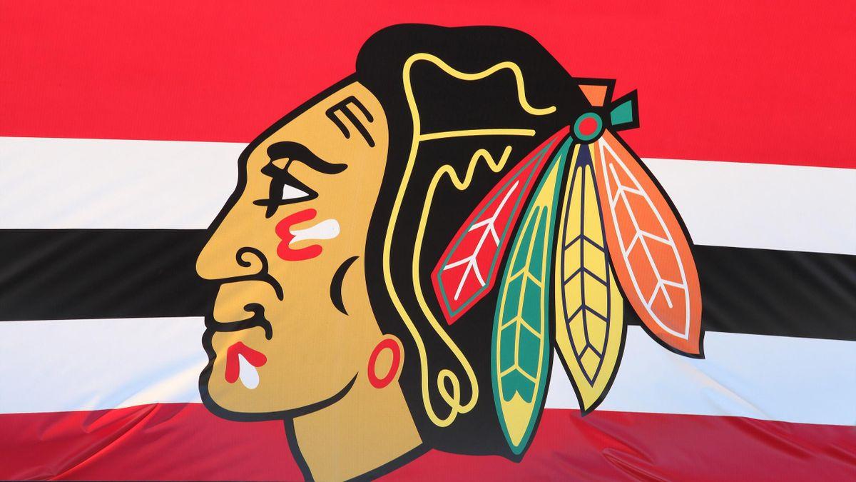 Логотип «Чикаго Блэкхокс»