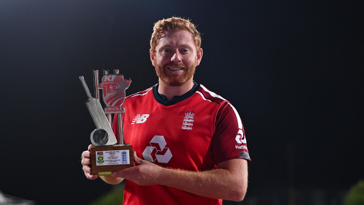 Jonny Bairstow, South Africa vEngland, Newlands Stadium, Cape Town, November 27, 2020