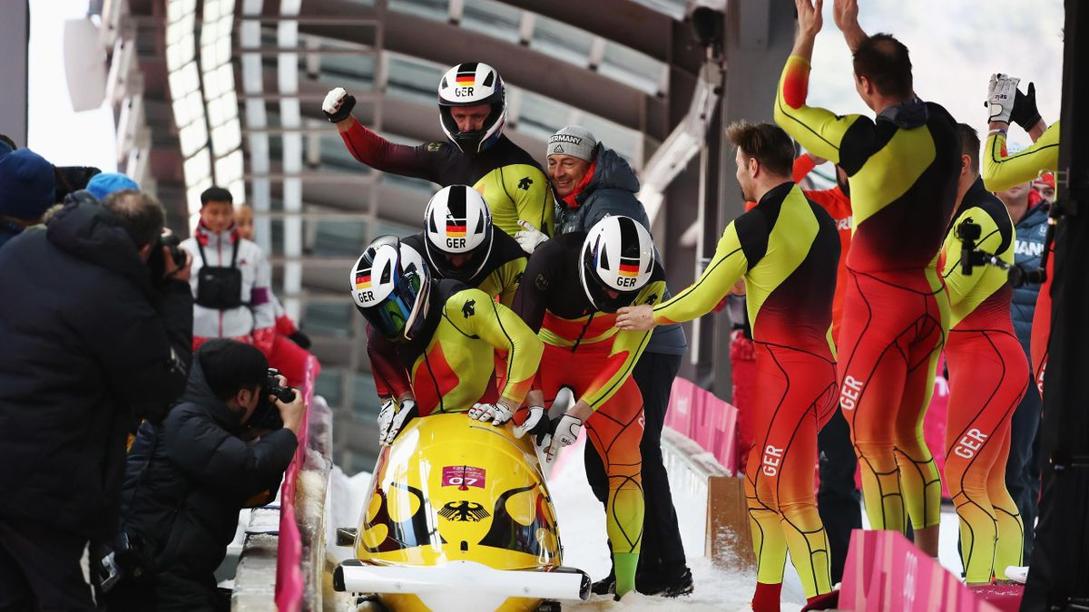 Bobsleigh 4 - Germany