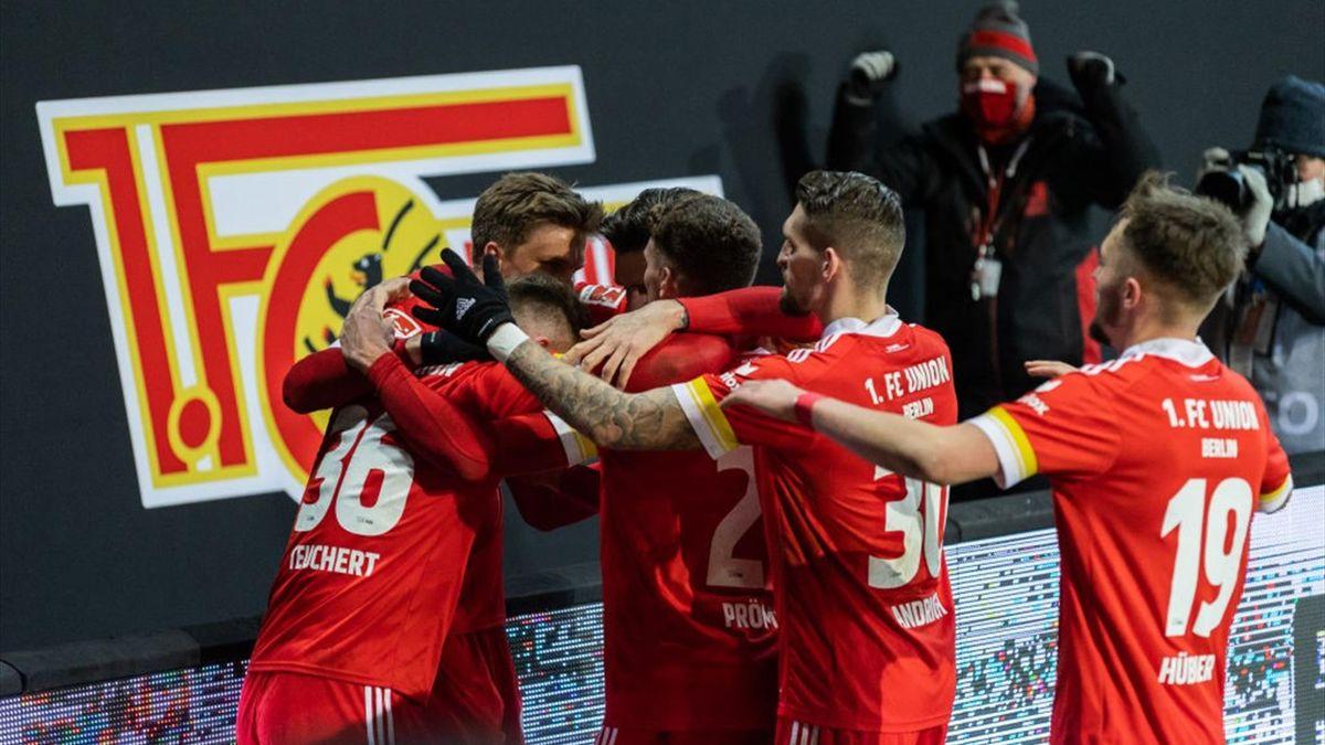 Union Berlin schlägt Bayer Leverkusen