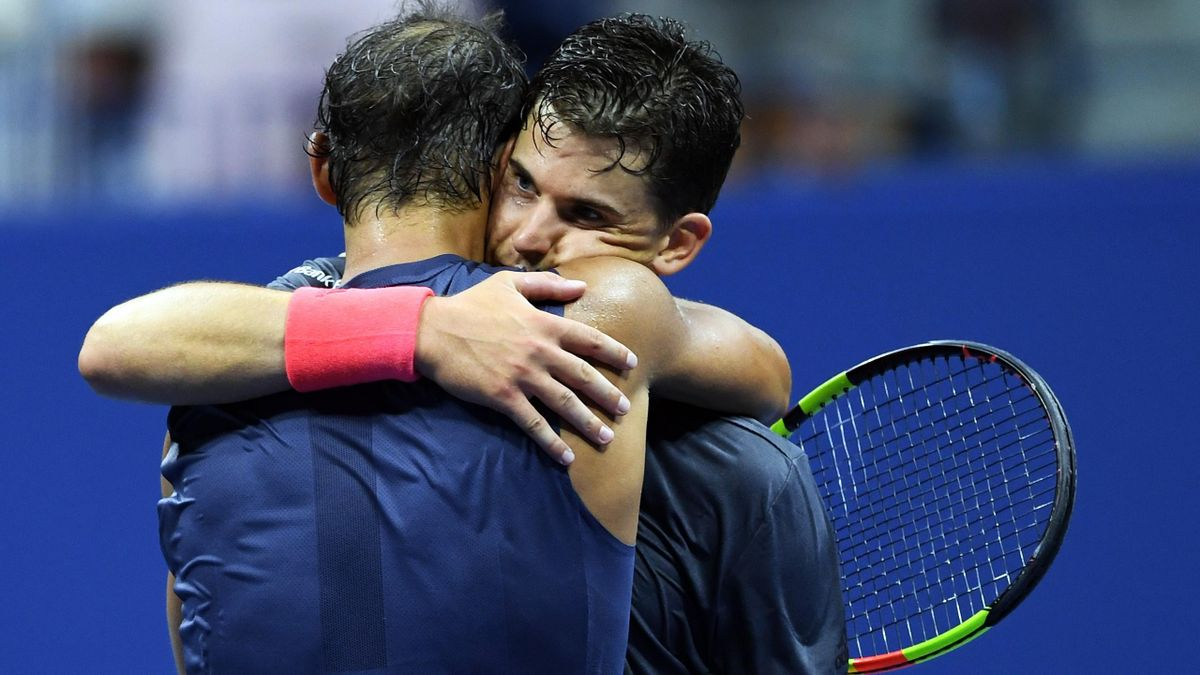 Rafael Nadal, Dominic Thiem