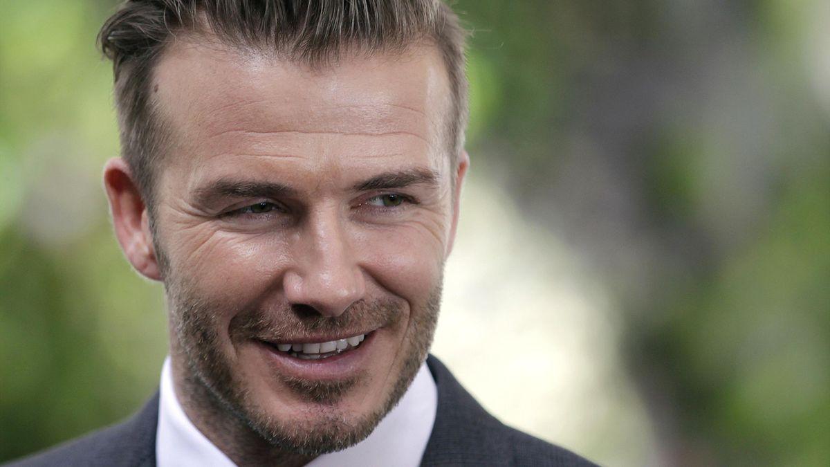 David Beckham England Set For Euro 16 Success Eurosport