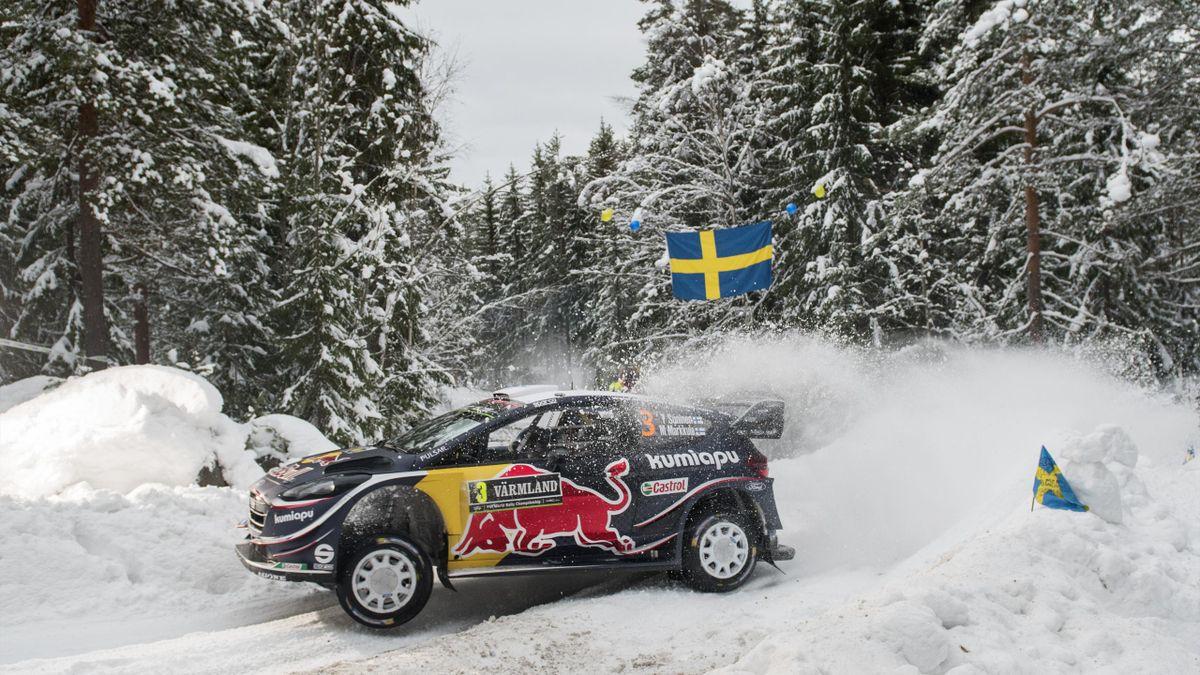Teemu Suninen (Ford WRT) - Rally of Sweden 2017
