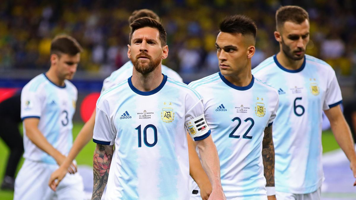 Lionel Messi Rücktritt