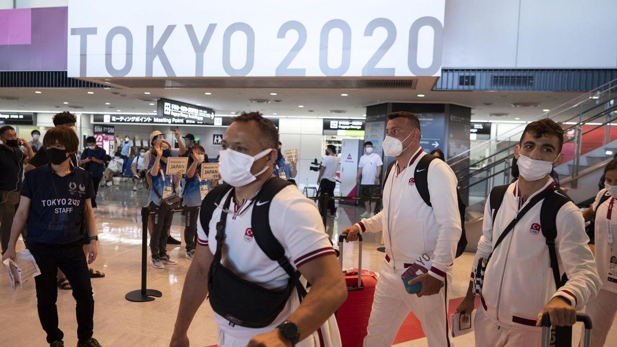 L'aeroporto di Narita