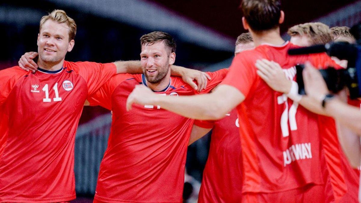 Se høydepunktene: Norge våknet etter pause og vant åpningskampen i OL