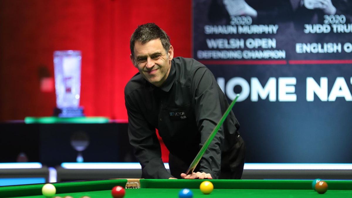 Ronnie O'Sullivan   Welsh Open 2021