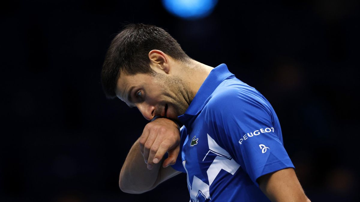 Novak Djokovic (ATP Finals 2020)