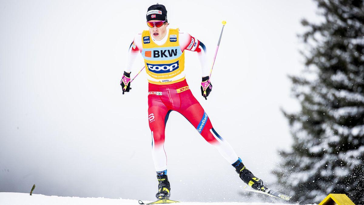 Johannes Høsflot Klæbo   Cross Country Skiing   ESP Player Feature