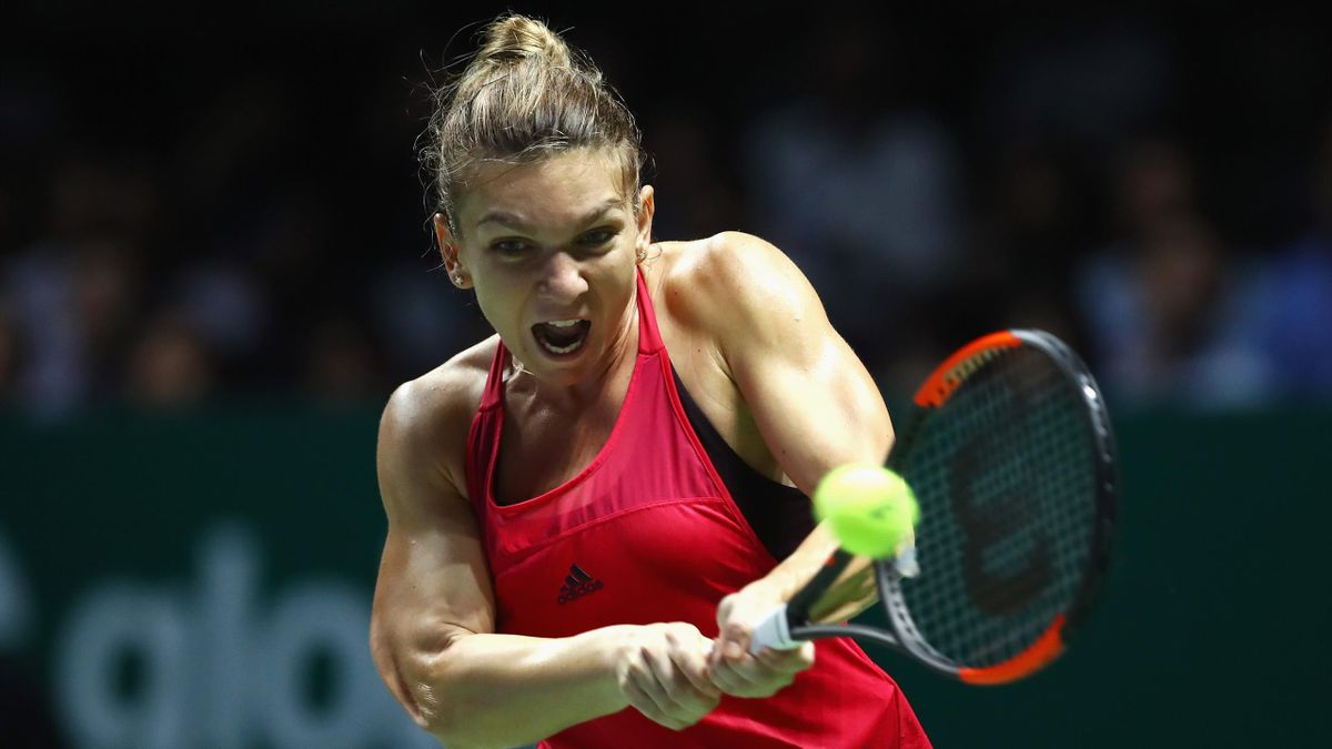 Simona Halep knocked out of the WTA finals