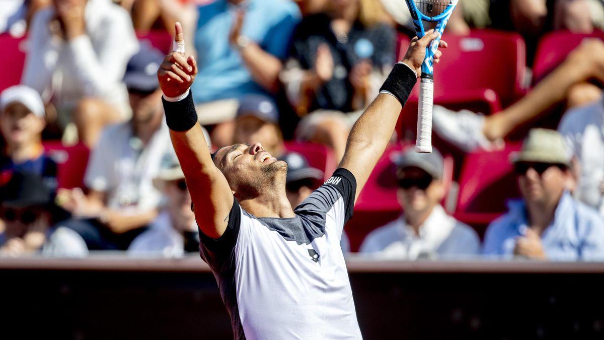 Fabio Fognini, ATP Umago, Getty Images