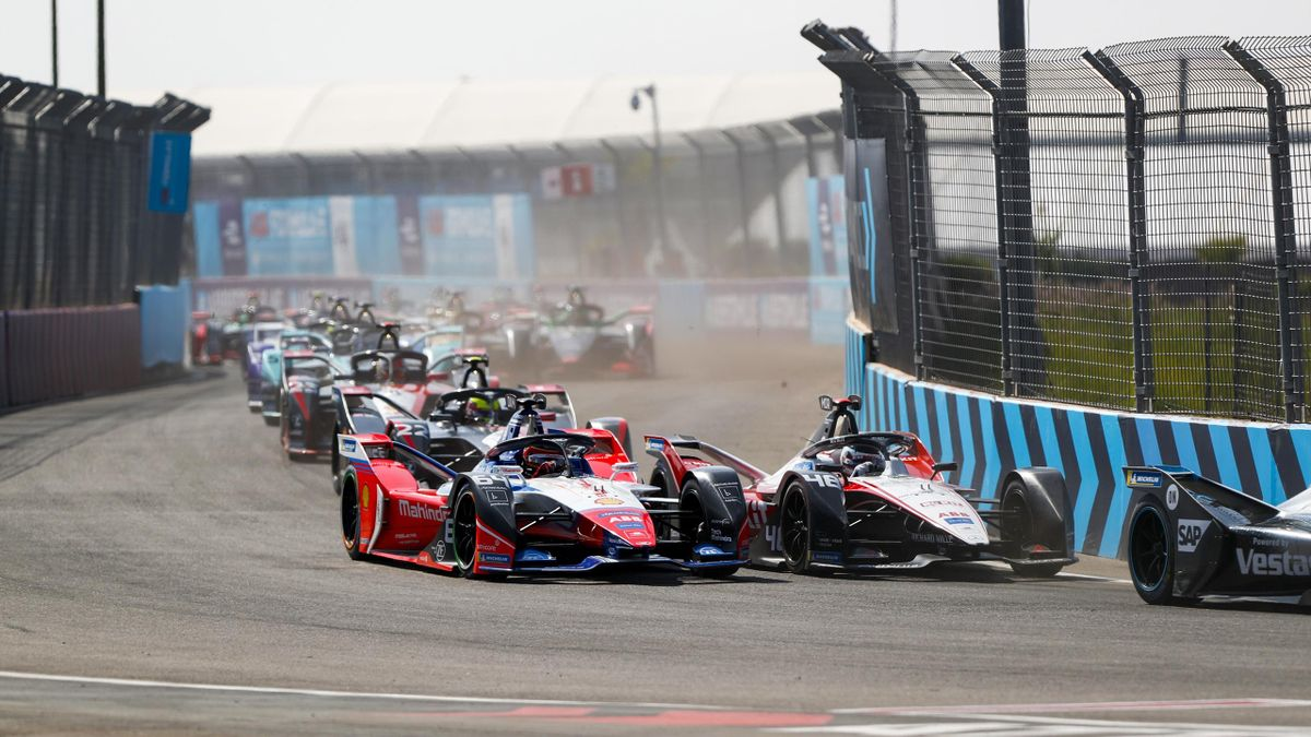 Formula E Nueva York