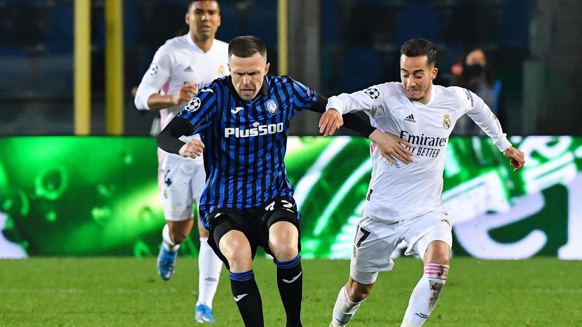 Йосип Иличич против «Реала»