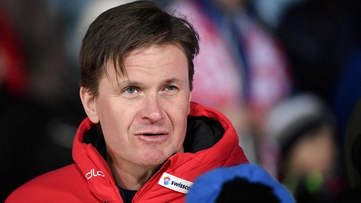 Urs Lehmann, candidat à la présidence de la FIS
