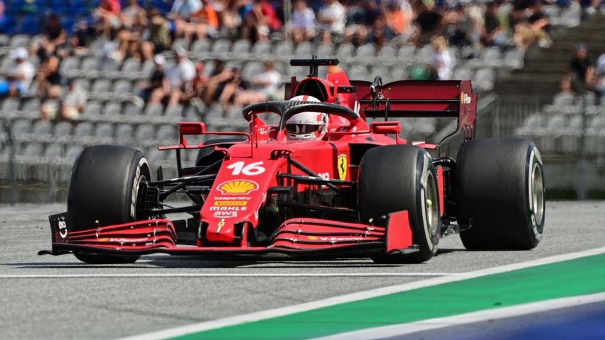 Charles Leclerc (Ferrari) - GP of Styria 2021