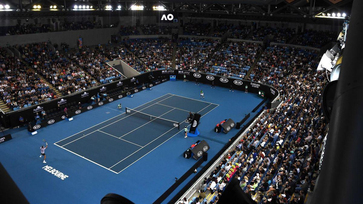 Australian Open   Tennis   ESP Player Feature