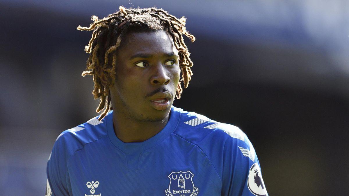 Moise Kean, prêté par Everton au PSG