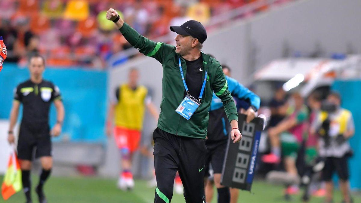 Edi Iordănescu, antrenorul celor de la FCSB