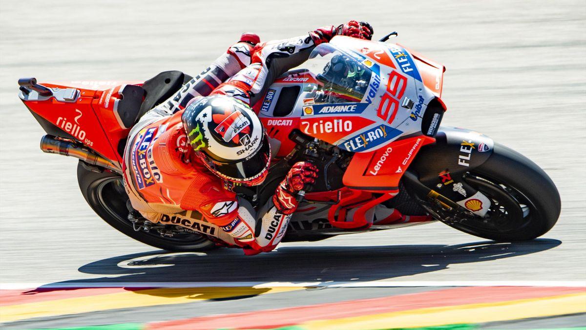 Jorge Lorenzo - Ducati