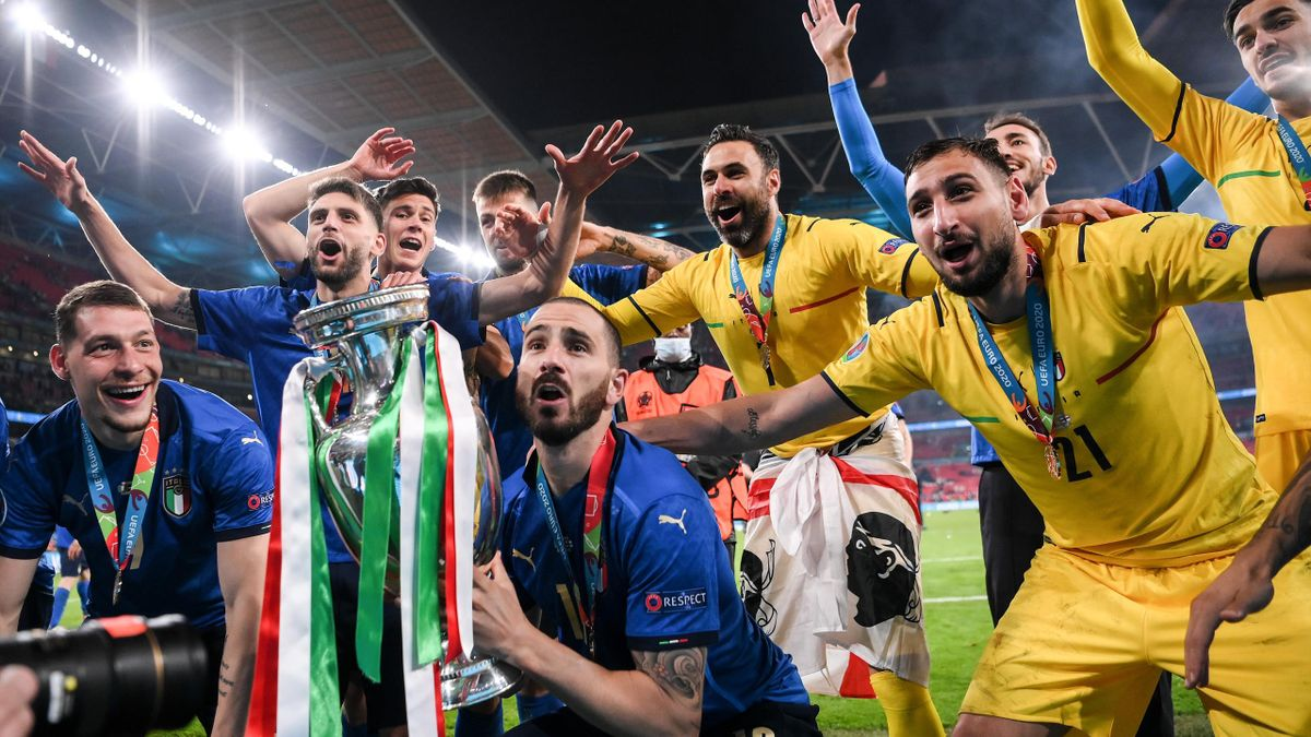 L'Italie a remporté l'Euro 2020