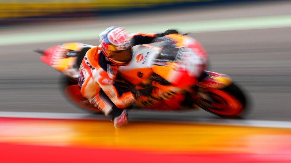 Dani Pedrosa (Honda HRC) - Grand Prix of Aragon 2017