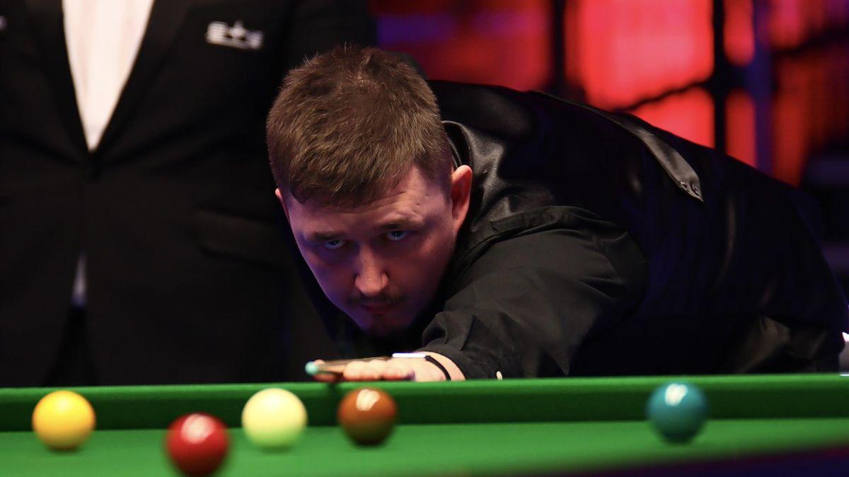 Kyren Wilson   Snooker   ESP Player Feature