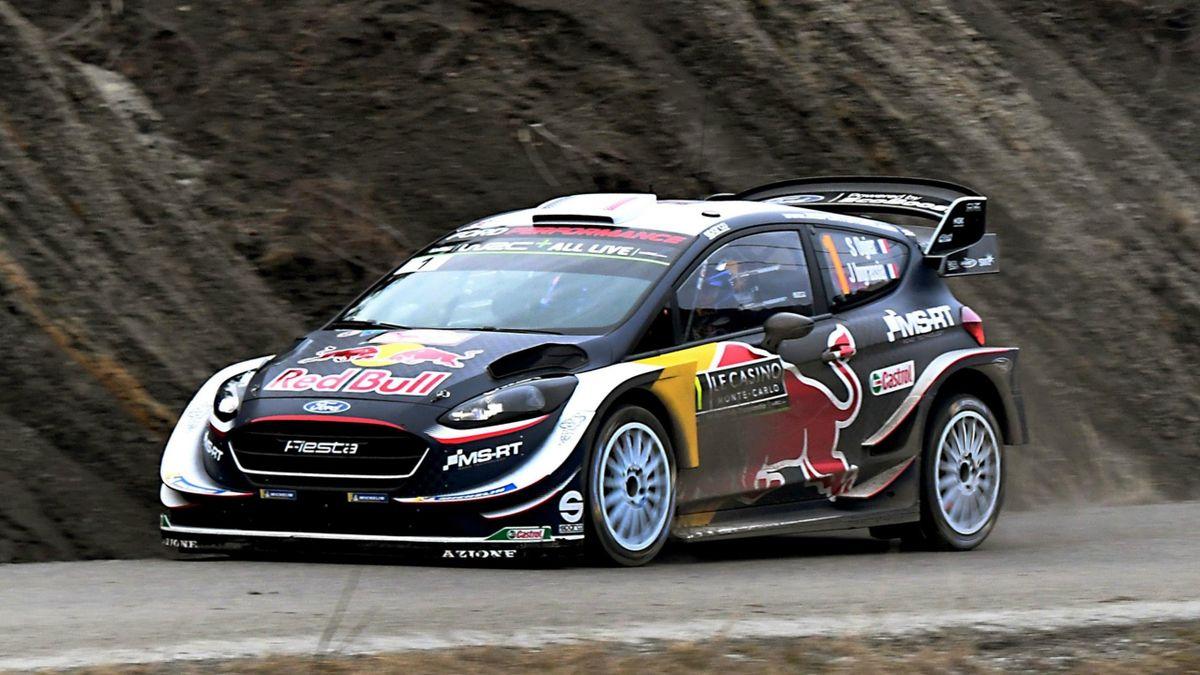 Sébastien Ogier (Ford WRT) - Rally Monte-Carlo 2018
