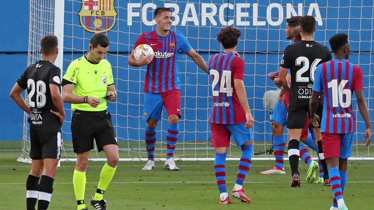 Барселона молодежка