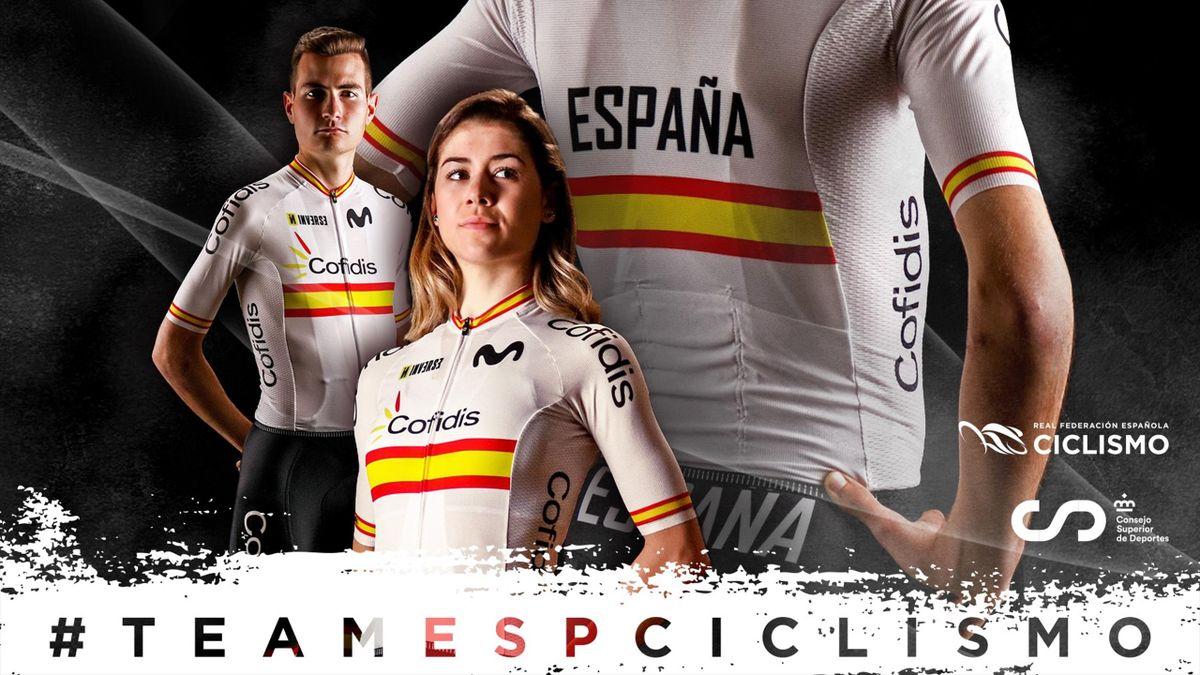 El nuevo maillot de la selección española: Blanco, bandera en el pecho y guiño al pasado
