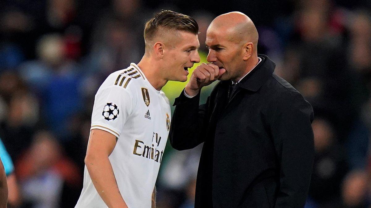 Real Madrid: Zinédine Zidane hat nach der Pokal-Blamage noch ein Ass im  Ärmel - Eurosport