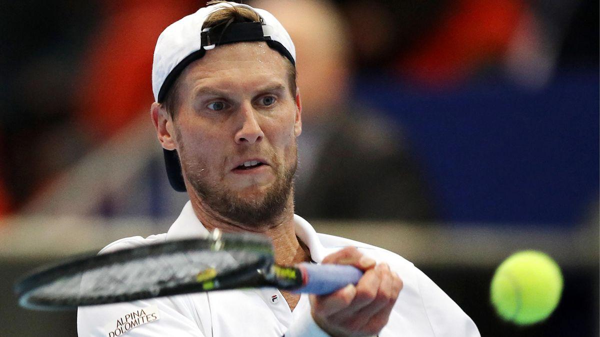 Seppi-Khachanov - ATP Mosca 2019 - Getty Images