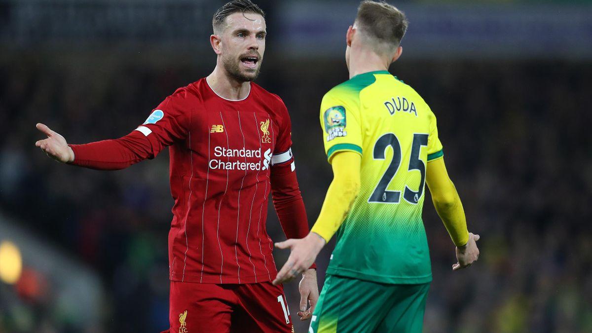 Liverpool - Norwich