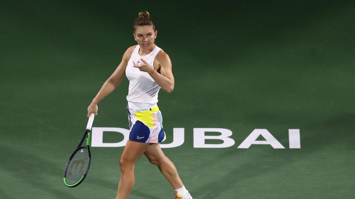 Halep ATP Dubai