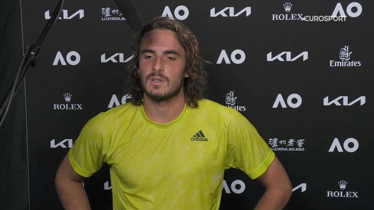 'Unbelievable feeling' - Tsitsipas reacts to remarkable win over Nadal