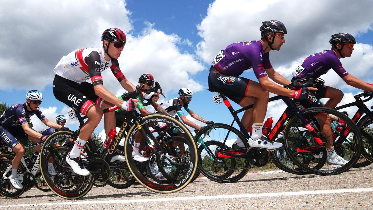 David De La Cruz Melgarejo   La Vuelta   Cycling   2021   ESP Player Feature