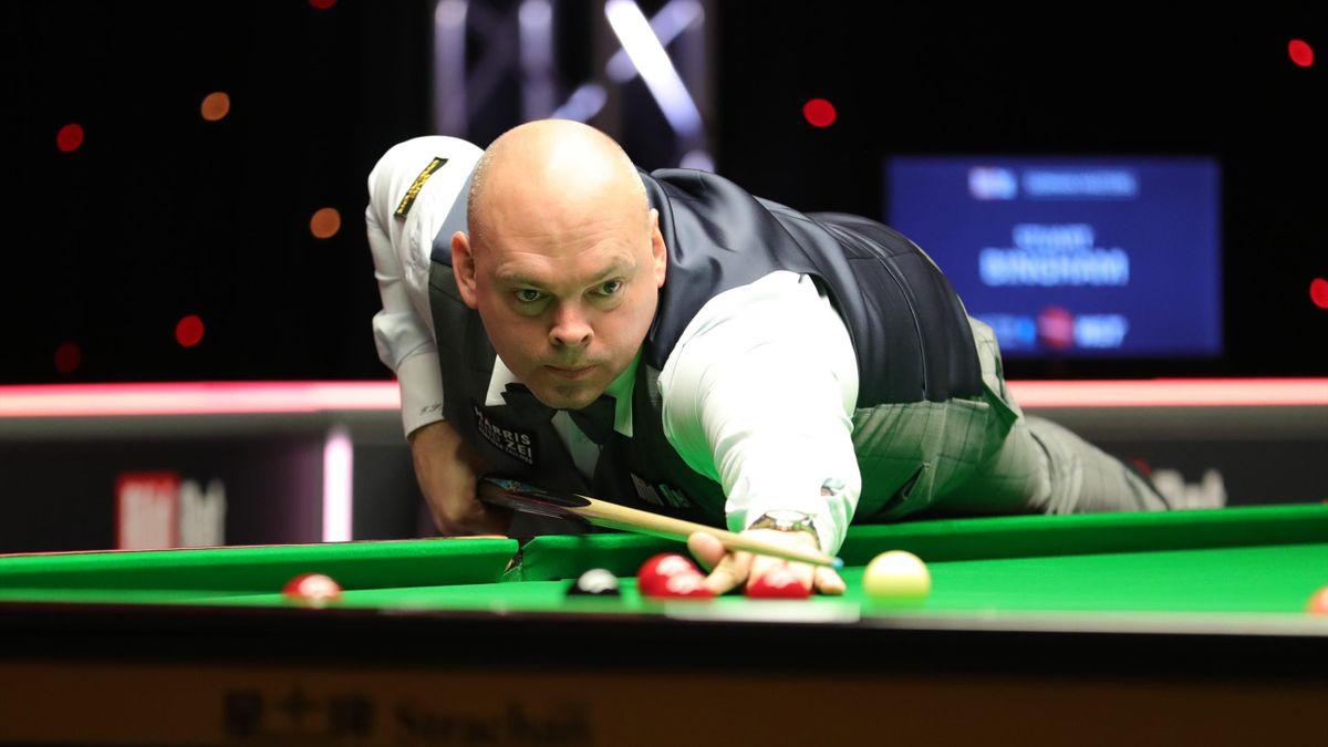 Steht bei der Players Championship im Viertelfinale: Stuart Bingham