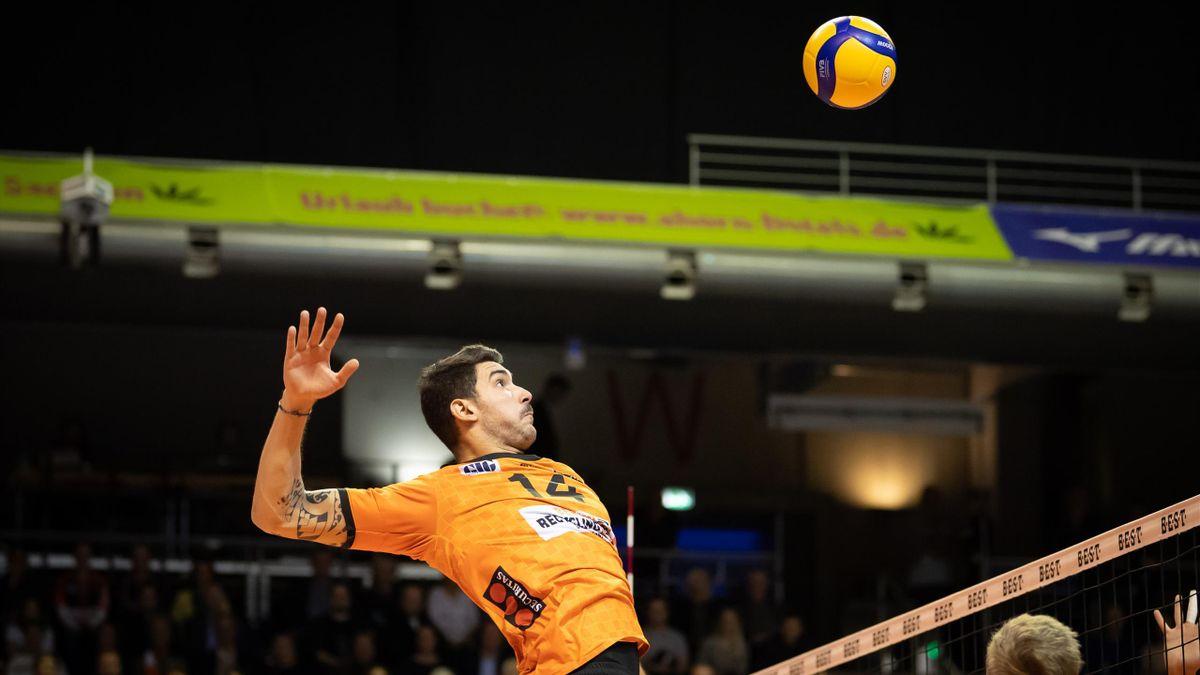 Nicolas Le Goff | BR Volleys | ESP Player Feature