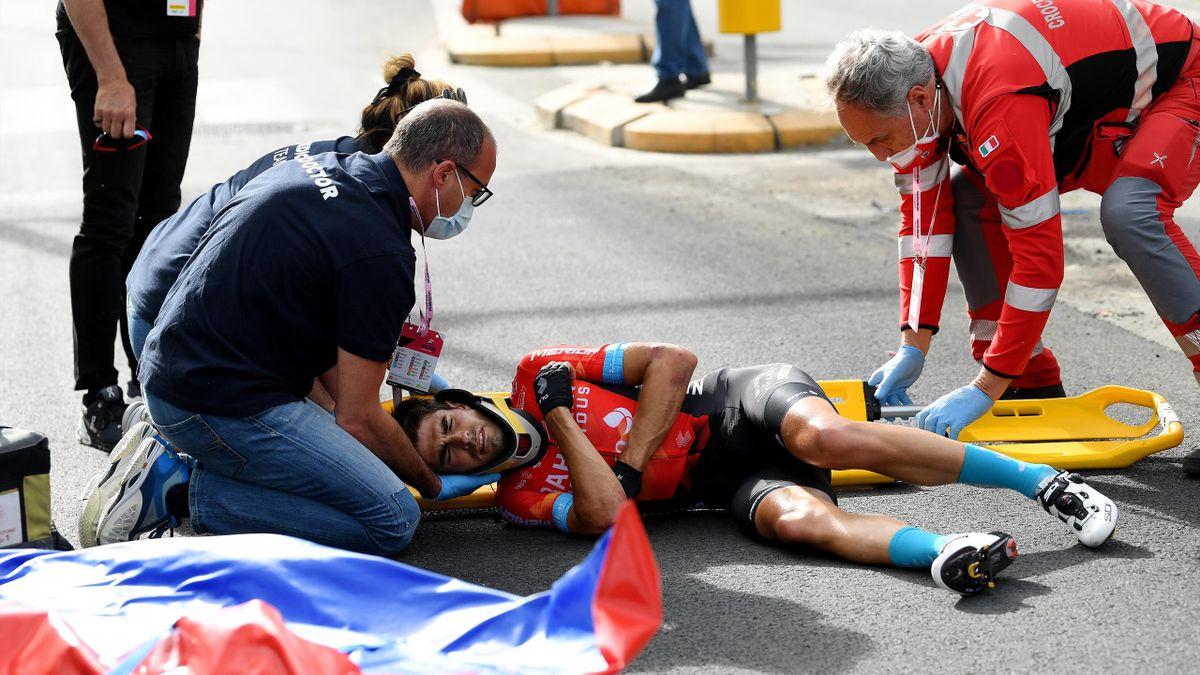 Mikel Landa - Giro d'Italia