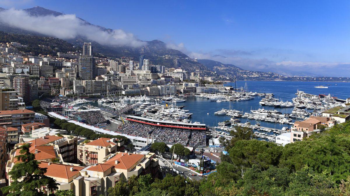 Formula E returns to Monaco