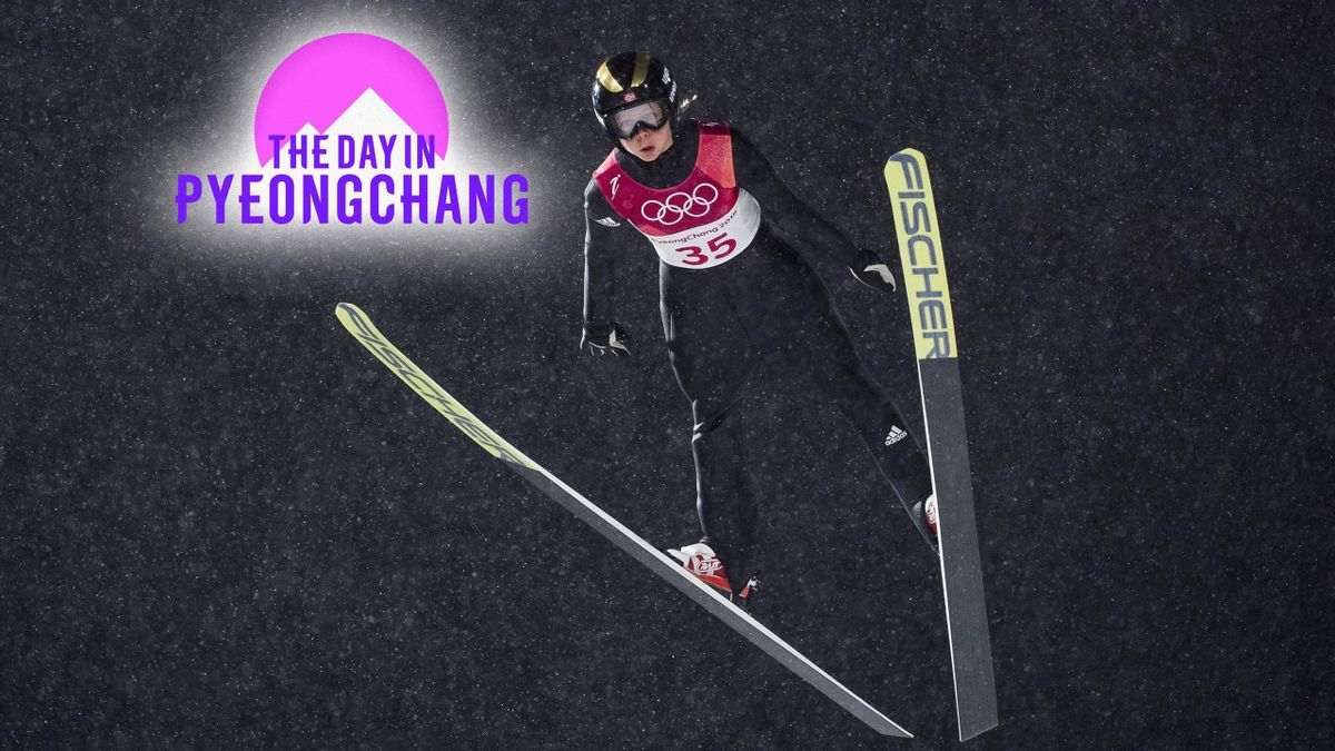 The Day In PyeongChang: Day Three