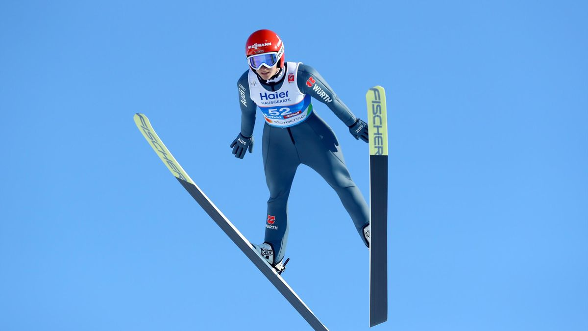 Nordische Ski-WM, Katharina Althaus