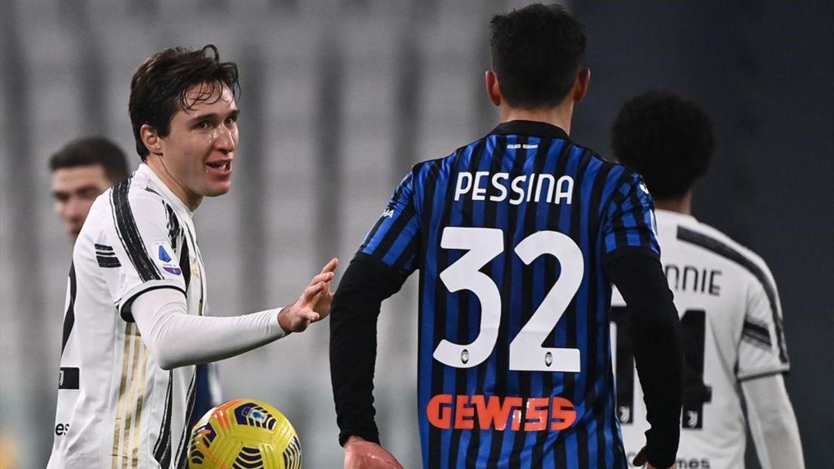 Federico Chiesa - Juventus-Atalanta - Serie A 2020-2021