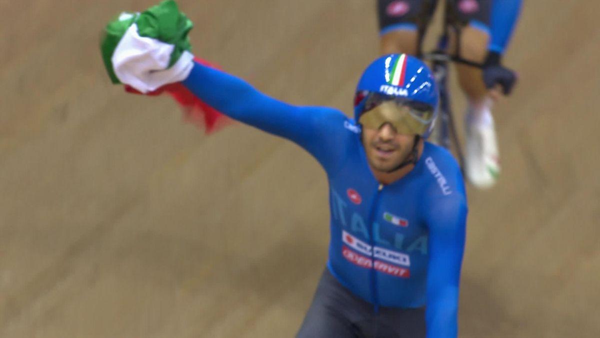 European Championship : Team Pursuit Men