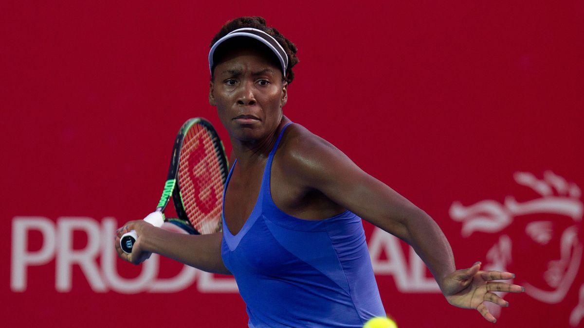 Venus Williams steht im Halbfinale von Zhuhai