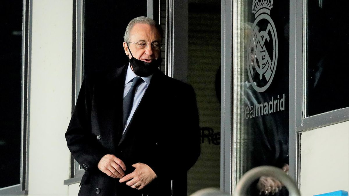 Florentino Perez / Real Madrid