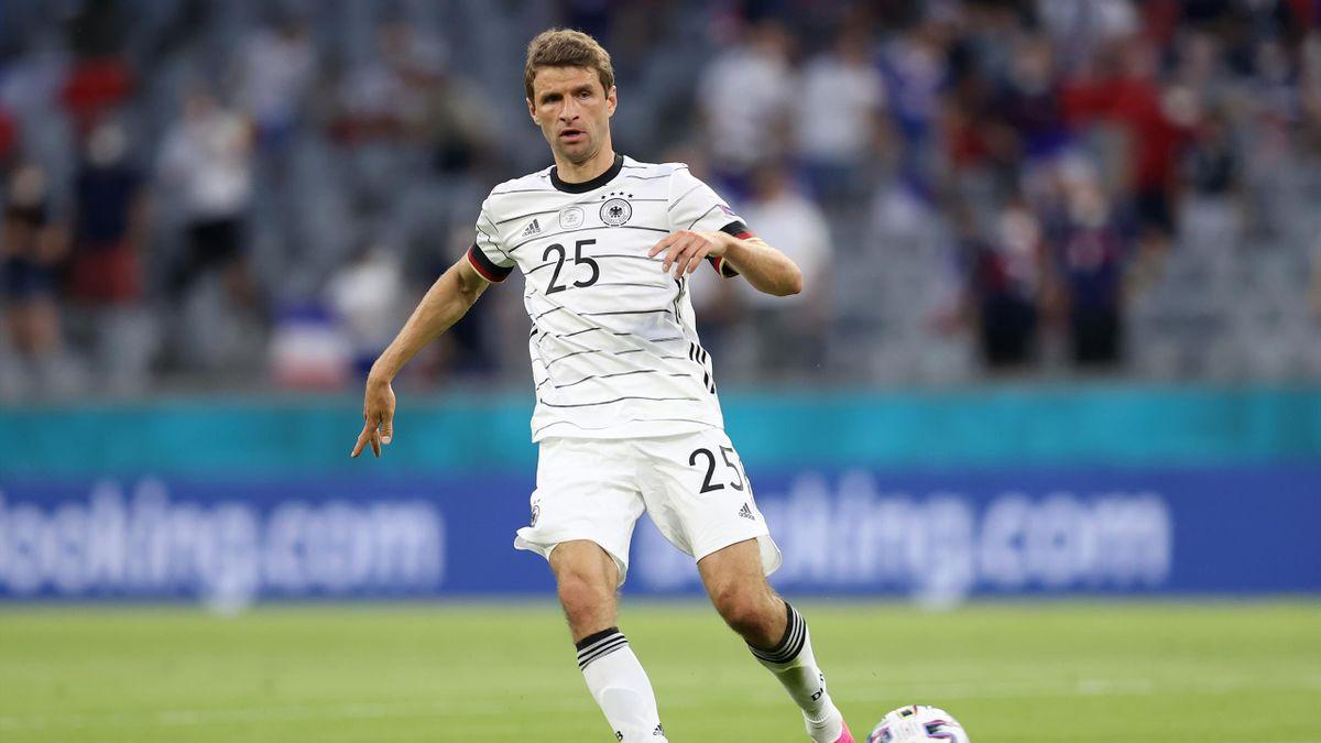 Thomas Müller bei der EURO 2020