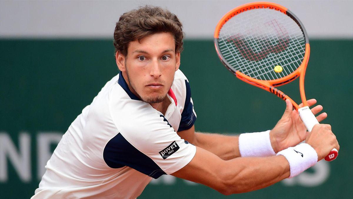 Pablo Carreño, Roland Garros 2017