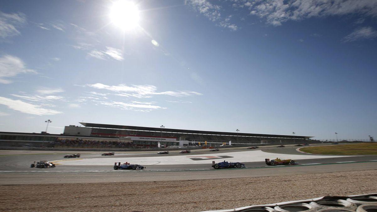 Die F1- Strecke in Portimao bekommt einen neuen Asphalt