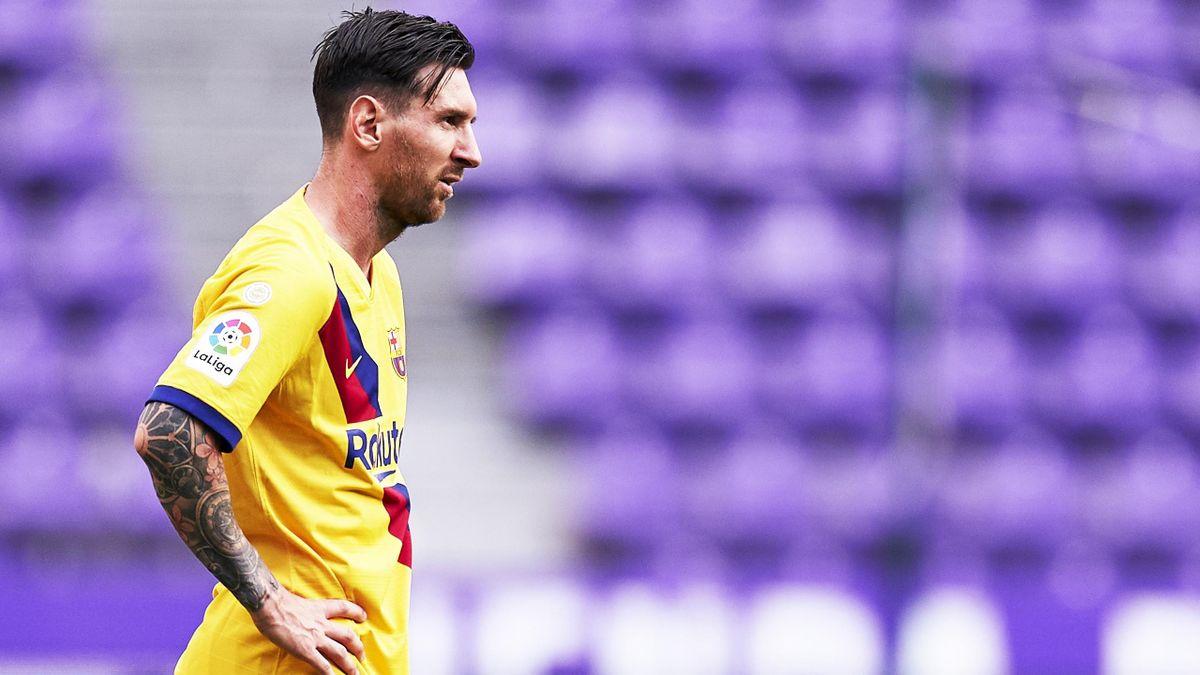 Barcelona nu vrea să audă de plecarea lui Messi