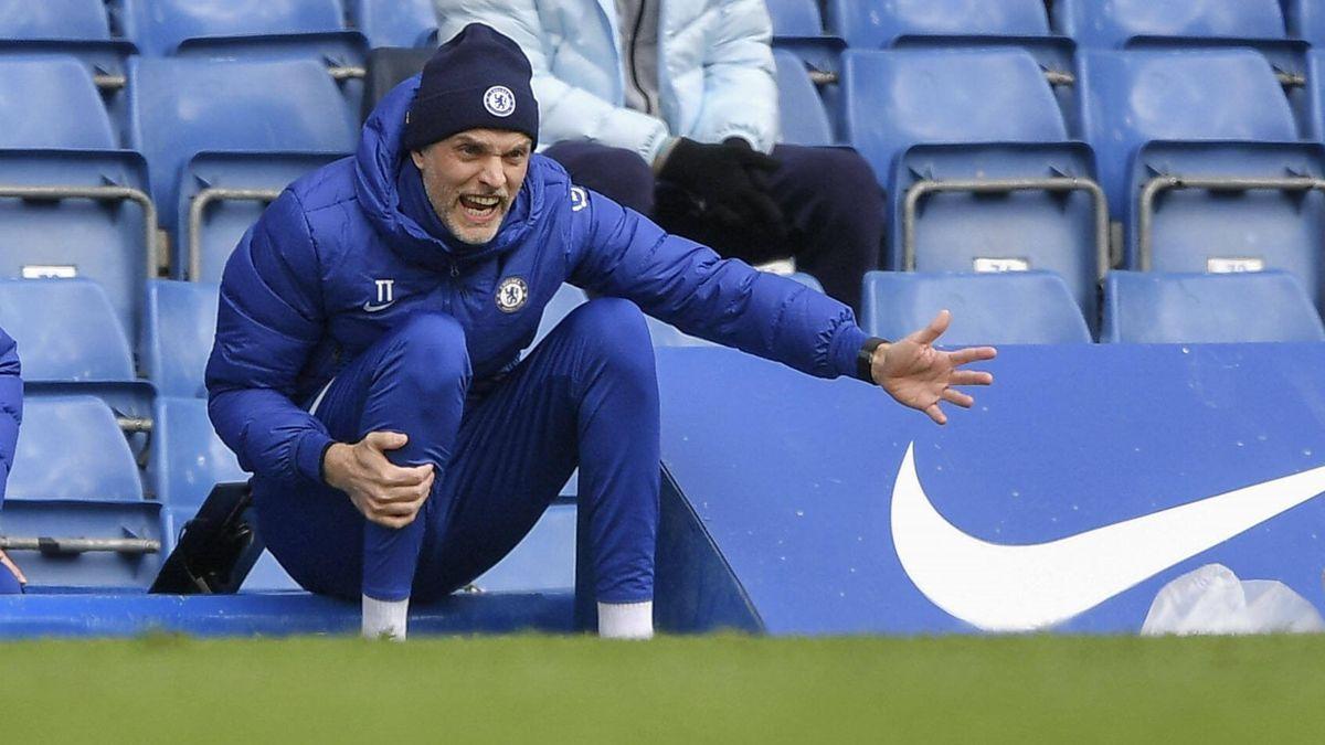 Chelsea-Teammanager Thomas Tuchel